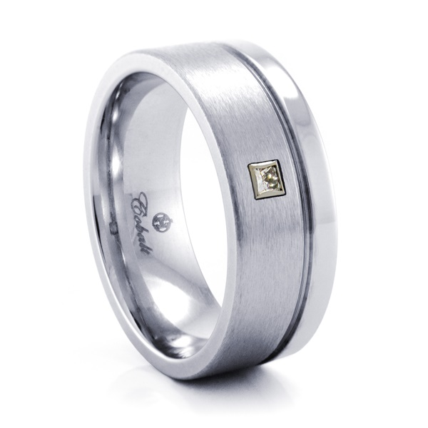 SINCLAIR Cobalt Chrome Ring