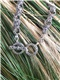 Samuel B. Balinese Circle Link Necklace with Toggle Clasp