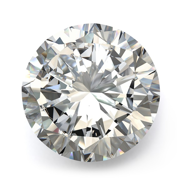 1.70ct Round Brilliant Diamond, SI1, J, EGL USA