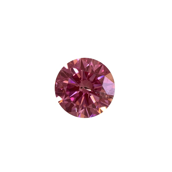 1.02ct Fancy Vivid Purplish Pink Diamond