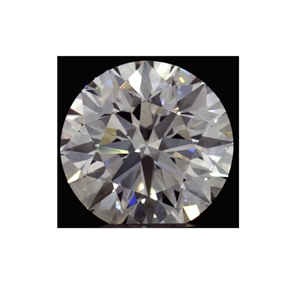 1.00ct Round Diamond, I color, VS1 clarity, EGL USA
