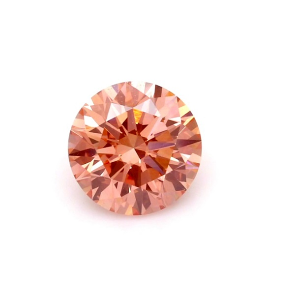 2.25ct Fancy Intense Pink Lab Grown Diamond