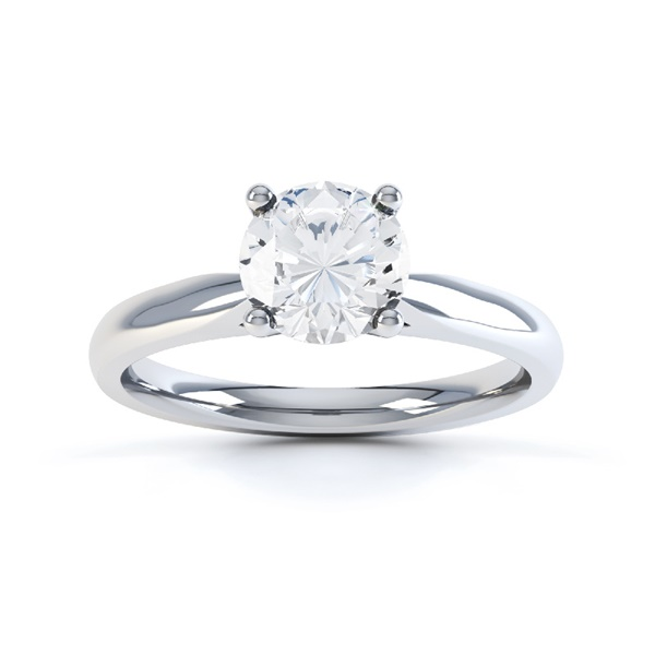 .58ct Round Brilliant Diamond, G Color, VVS1, GIA