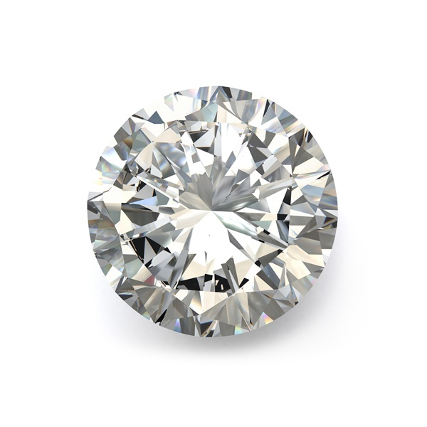 .76ct Round Brilliant Diamond - G / SI1 / Excellent Cut - GIA