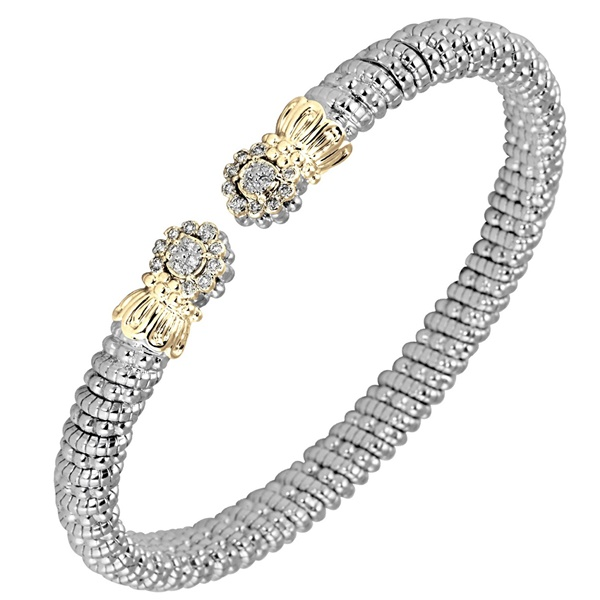 Diamond Bursts Bracelet by Alwand Vahan