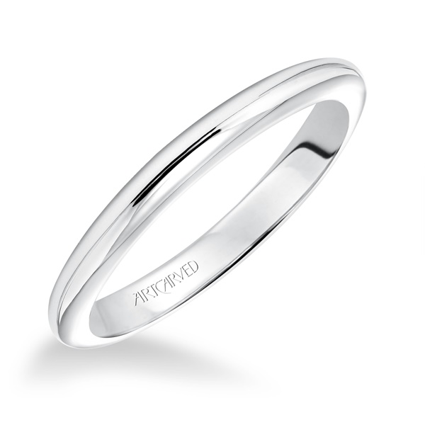 PAIGE ArtCarved Wedding Band