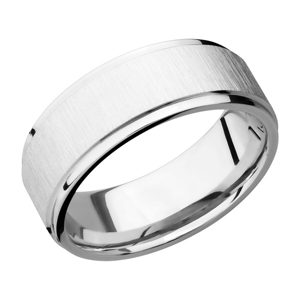 Cobalt Chrome Band by Lashbrook Designs