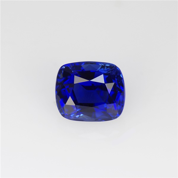Ceylon Royal Blue Sapphire 1.25ct Cushion Cut