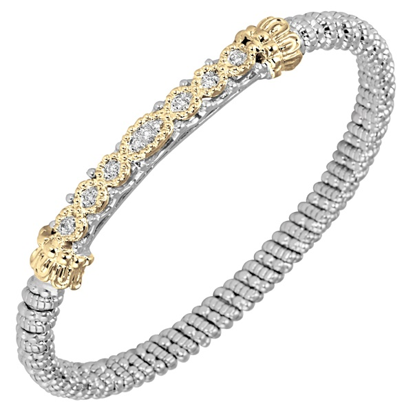 Diamond Bangle Braclet by Alwand Vahan