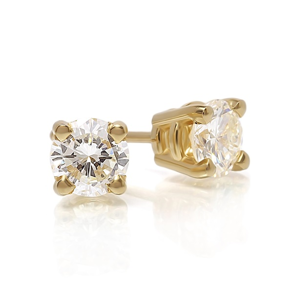Diamond Earrings -.70ctw