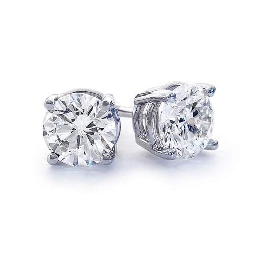 Diamond Earring  -1.23ctw