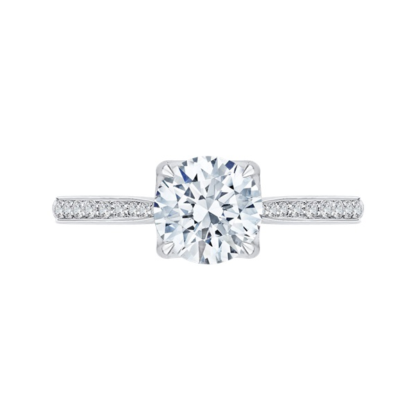 Carizza Diamond Engagment Ring