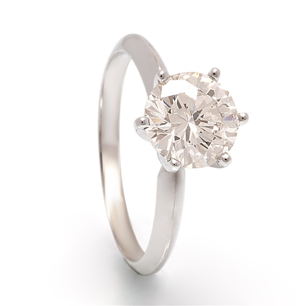 1.64ct Diamond Solitaire