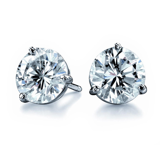 Diamond Earrings -.56ctw