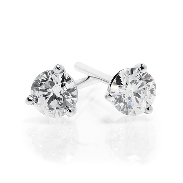 Diamond Earrings - 1/4 ctw