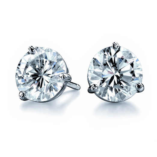 Diamond Earrings .42ctw