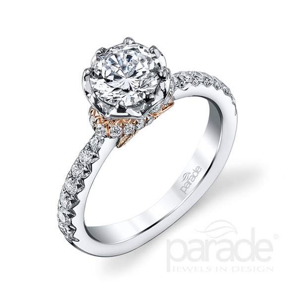Hemera Diamond Engagement Ring