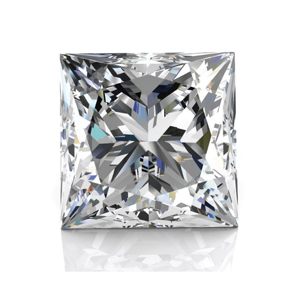 1.25ct Princess Cut Diamond - G/SI3