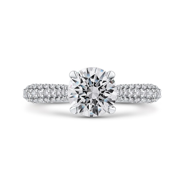 Carizza Diamond Engagement Ring