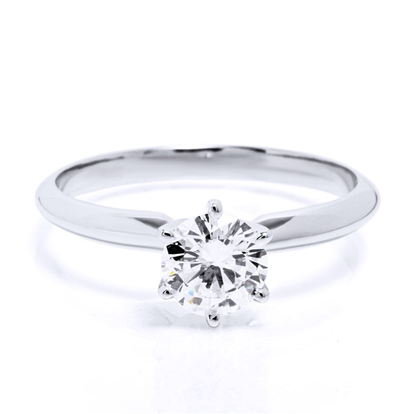 .80ct Round Brilliant Diamond<br>J / SI2 EGL-USA