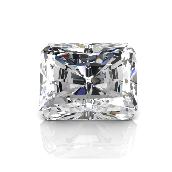 .84ct Radiant Diamond G / SI1 EGL USA
