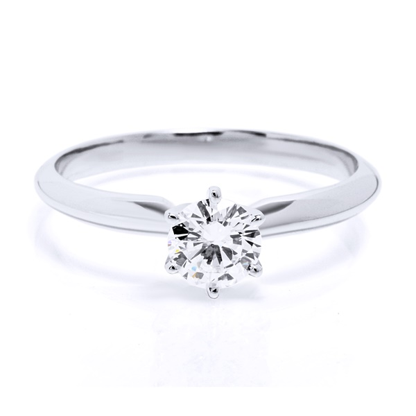 .65ct Round Brilliant Diamond<br>H / I1 EGL-USA