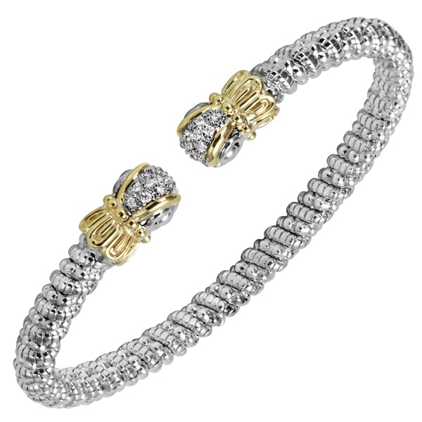 Diamond Ball Ends by Alwand Vahan